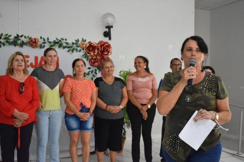 Odete Garcia foi anunciada como a nova coordenadora da Melhor Idade de Marialva