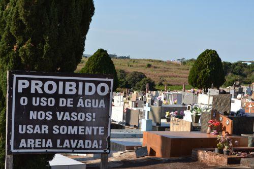 Prefeitura publica portaria para regulamentar serviços em cemitérios