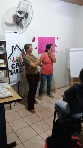 CRAS Marialva lança oficina para inclusão de mulheres em vulnerabilidade social