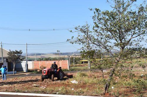 Prefeitura realiza serviços no Hamada, e a próxima parada são os Conjuntos II e III