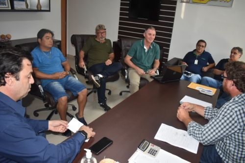 Projeto de apoio à inovação tecnológica no campo é apresentado ao prefeito