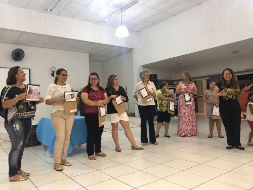 Professores receberam capacitação para atingir meta