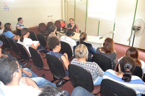 Treinamento das novas comissões internas de prevenção de acidentes - CIPA .