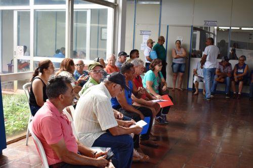 Marialvenses recebem atendimento sobre Programa Escrituração Direta no Paço Municipal
