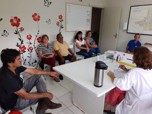 Novo grupo antitabagismo é iniciado na Unidade Básica de Saúde do Conjunto II