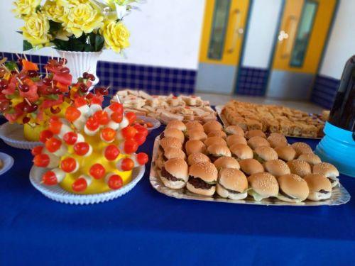 Mês das Crianças contou com alimentação especial em Escolas e CMEIs