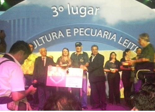 Solenidade de premia�ao do PER em Curitiba (foto empreendedor rural)