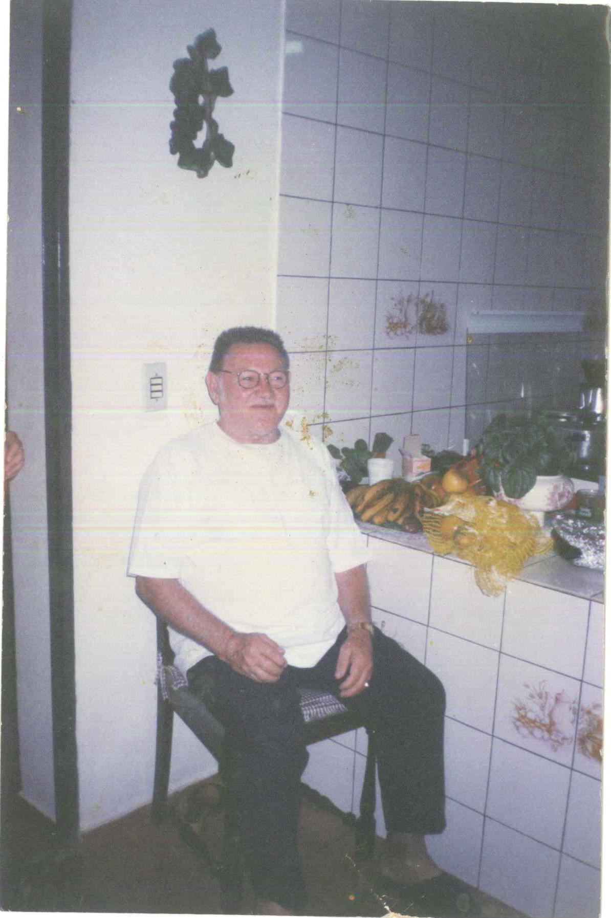 Alvino sempre foi uma pessoa carism�tica e muito conhecida.