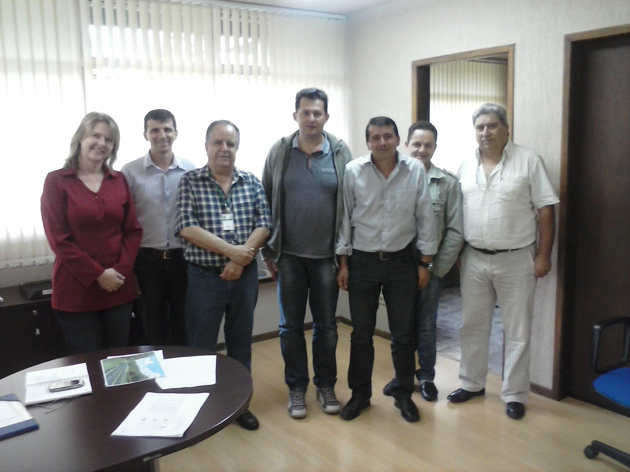 Superintend�ncia do DER/Ponta Grossa recebeu os pedidos das lideran�as locais