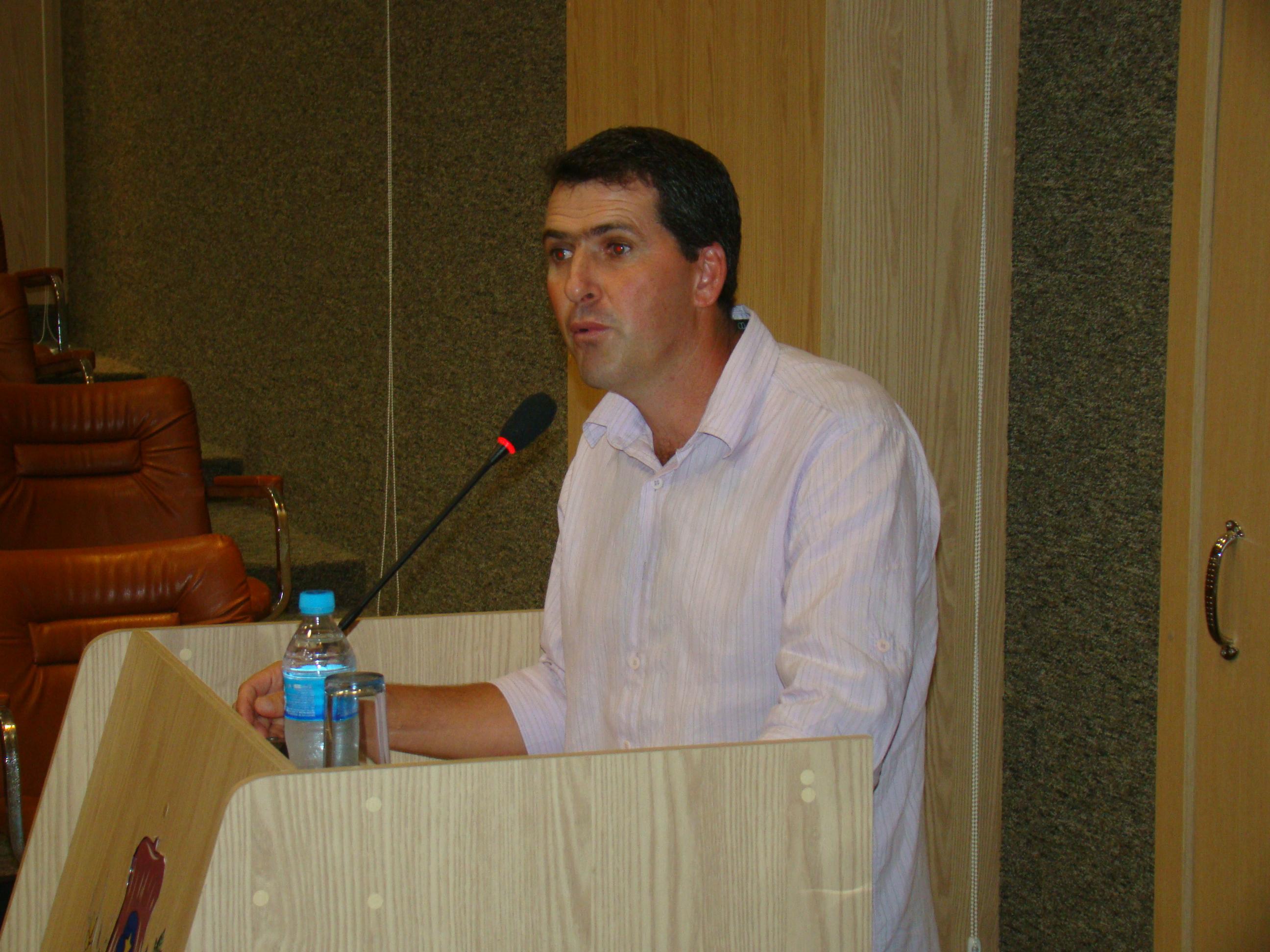 Presidente Canigni anunciou a participa��o do Prudent�polis FC no estadual da segundona