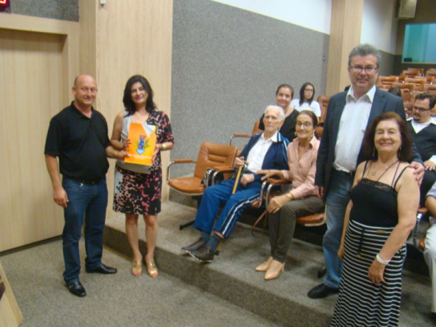 PROFESSOR E ADVOGADO ANTONIO CARLOS AMARAL É HOMENAGEADO