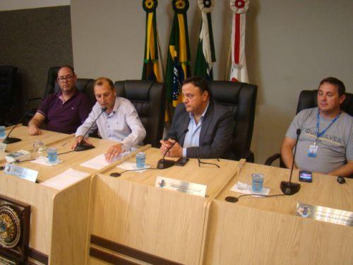Presidente Jaison fala sobre pedidos da comunidade