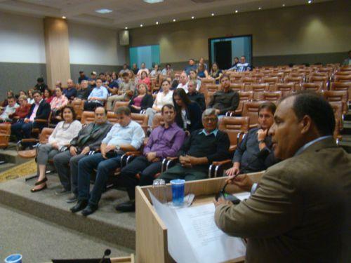 Diretor da Guairac�, Professor Juarez faz um hist�rico do processo de instala��o