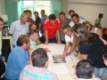 Diversas lideran�as analisam o novo tra�ado proposto para o trevo trincheira