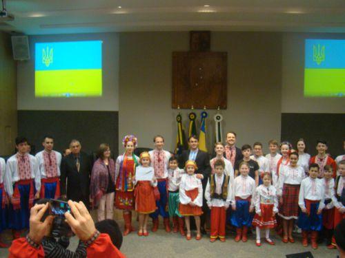Grupo Vesselka recebe homenagem pelos 60 anos