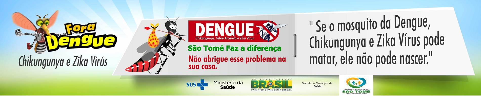 Evite a denguem em seu quintal