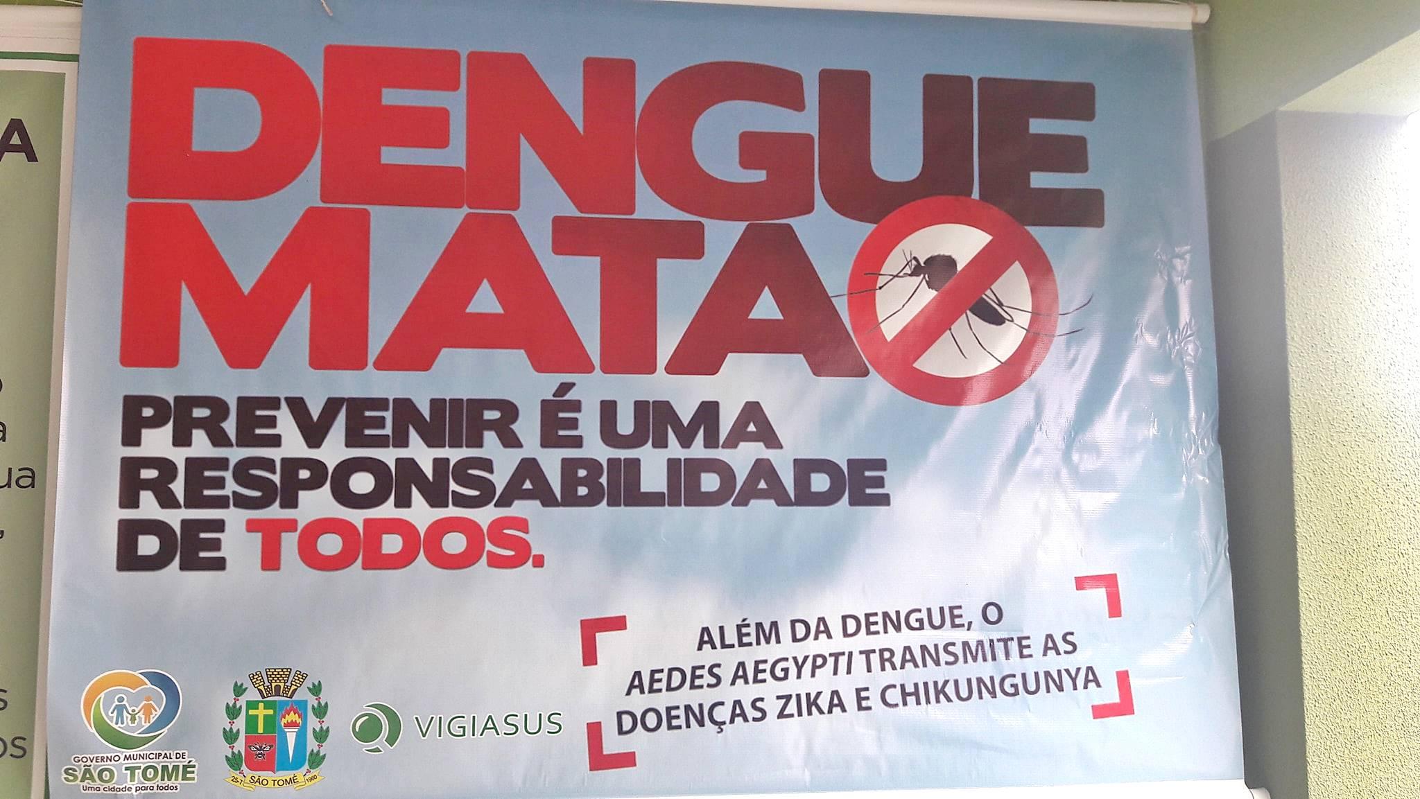 São Tomé intensifica os cuidados com mosquito da dengue