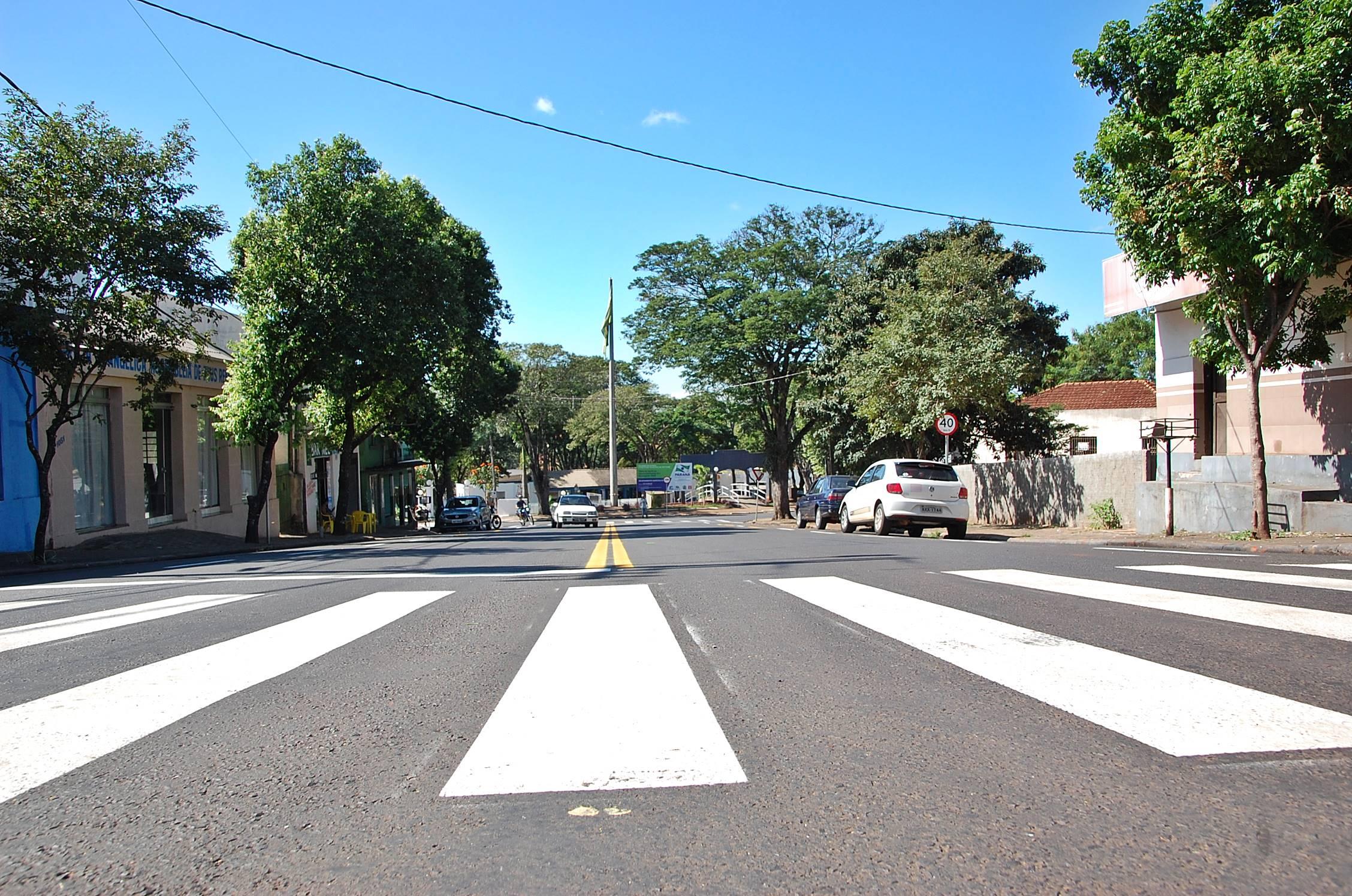 Revitalização da avenida José Madureira