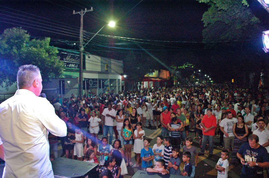 População de São Tomé faz a festa na virada do ano