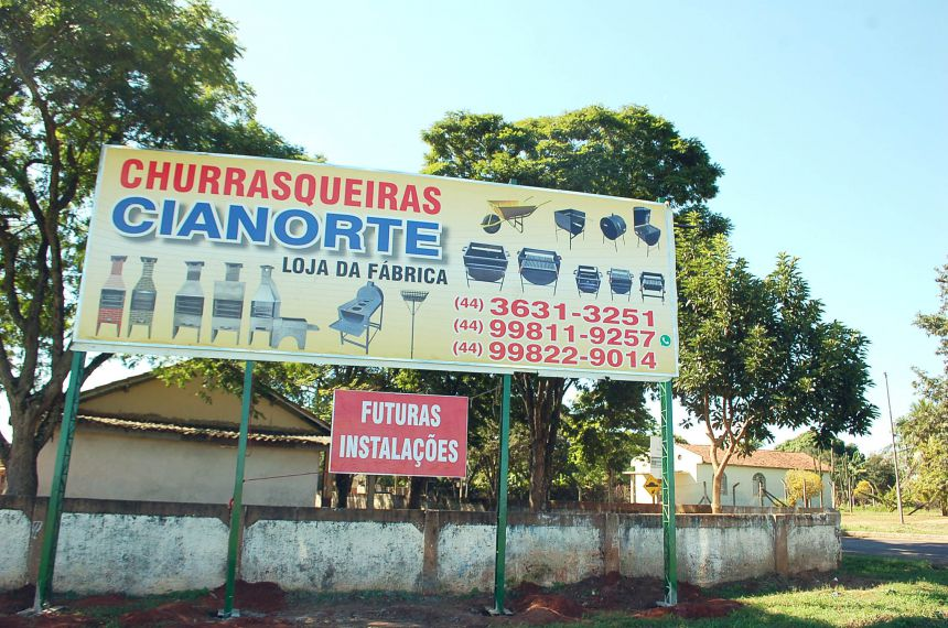 Churrasqueiras Cianorte anuncia instalação de unidade em São Tomé