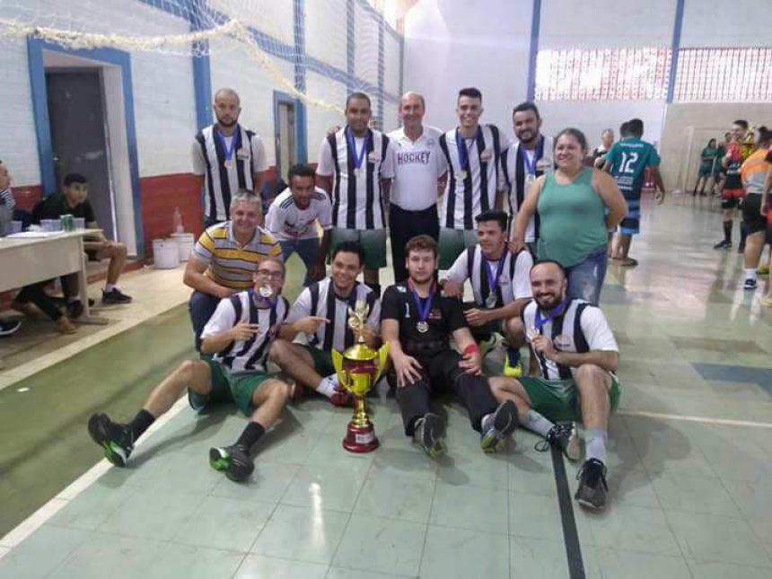 Secretaria de esporte  realiza copa de Handebol