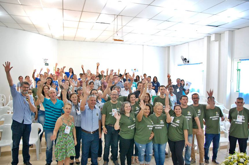Administração de São Tomé Realiza 13º conferência municipal de saúde