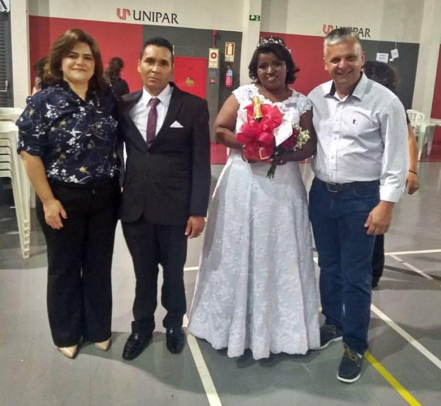 Prefeitura promove casamento comunitário
