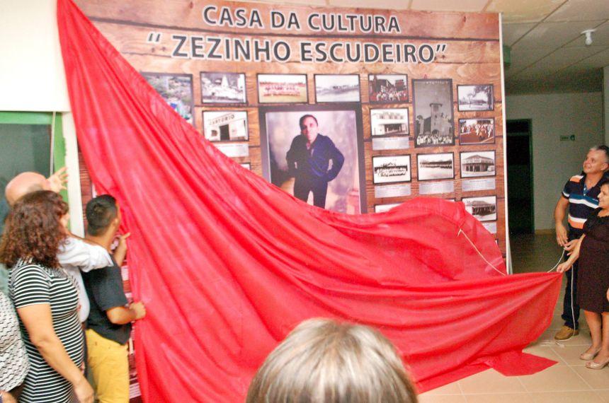 Com o nome Zezinho Escudeiro casa da cultura de São Tomé é reinaugurada.