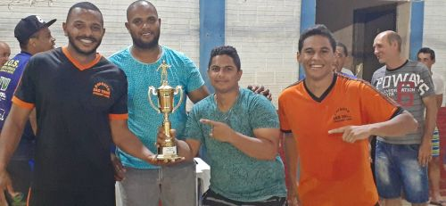 Ajax e campeão da copa cidade pela  chave ouro de futsal