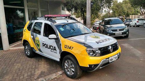 Prefeitura entrega viatura nova para uso da Polícia Militar no município