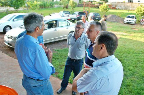 Administração  viabiliza recursos para recuperação da estrada rodeio