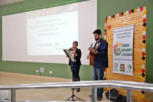 Administração de São Tomé promove conferência de segurança alimentar
