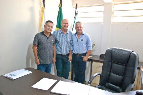 Vice prefeito assume a administração de São Tomé por 30 dias