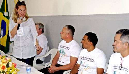 Prefeitura promove a X  Conferência Municipal de Assistência Social