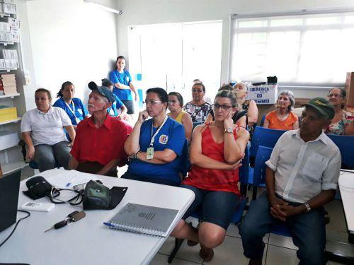 Saúde de São Tomé promove palestra para diabéticos e hipertensos
