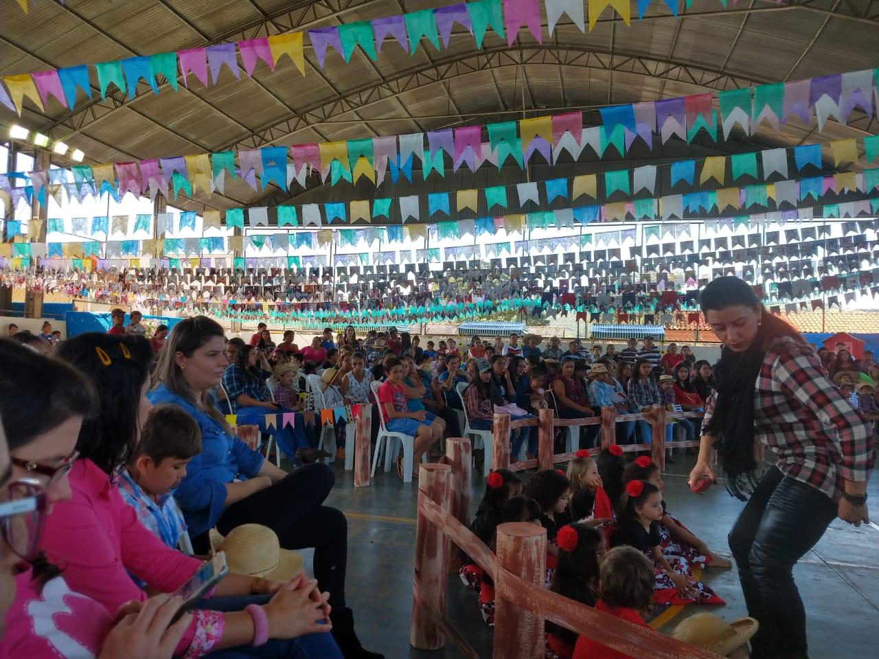 Festa Junina da Escola Santa Rosa