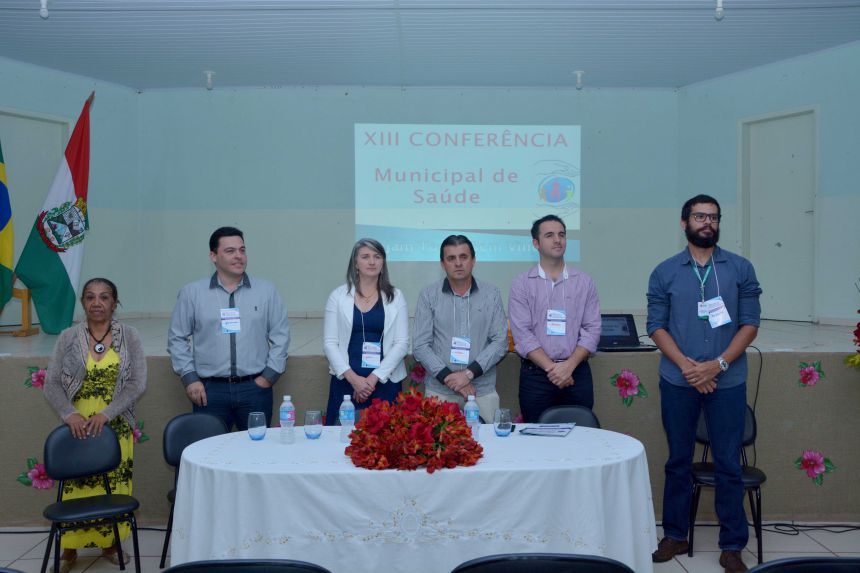 XIII Conferencia Municipal de Saude