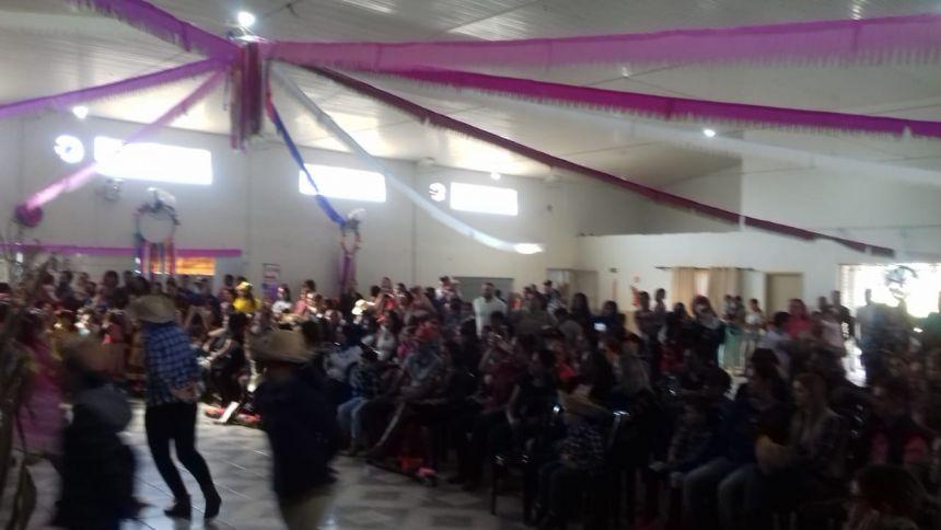 Festa Julina da Escola Carlos Drummond de Andrade e CMEI O Pequeno Príncipe