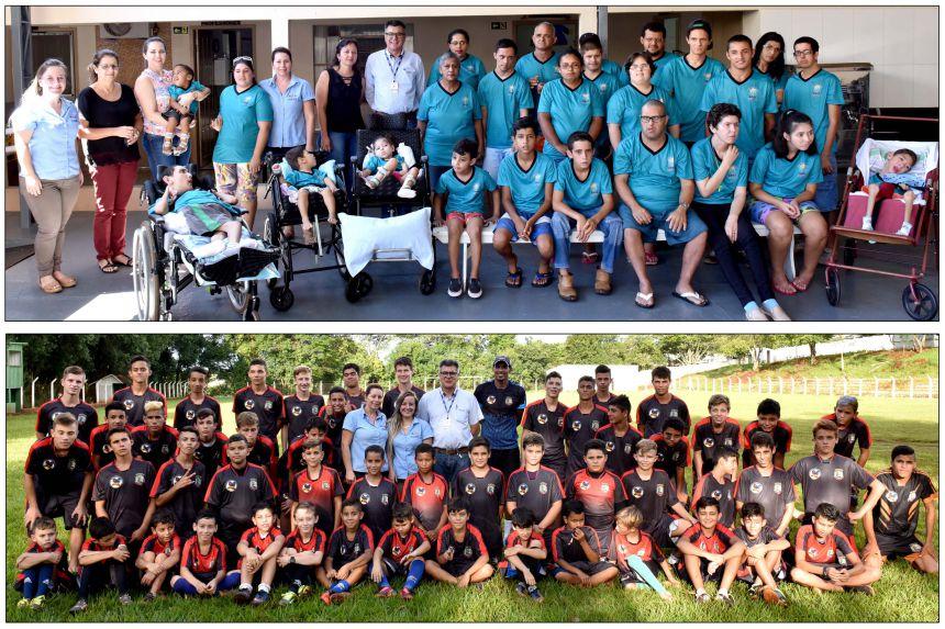 Doação do Imposto de Renda ao Fundo Municipal da Criança e do Adolescente - FMDCA, beneficia entidades do Município de Iretama.