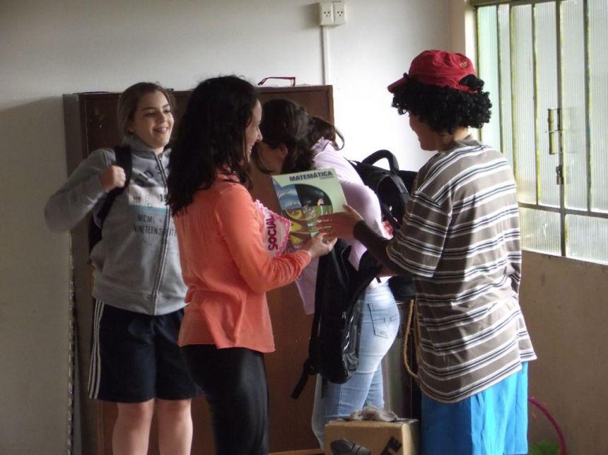 CAMPANHA PREVENÇÃO AO TRABALHO INFANTIL
