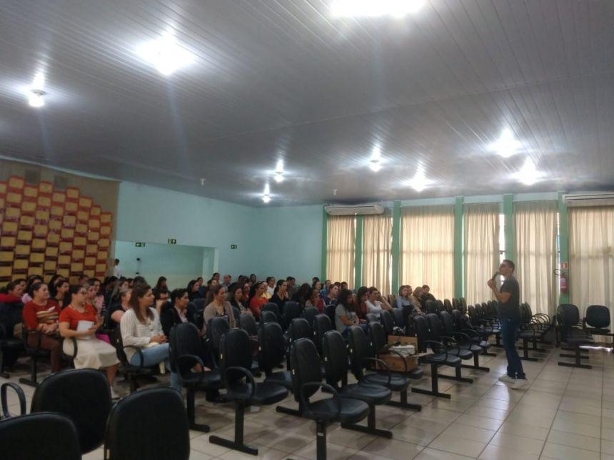 Semana Pedagógica/ Formação Continuada com os professores