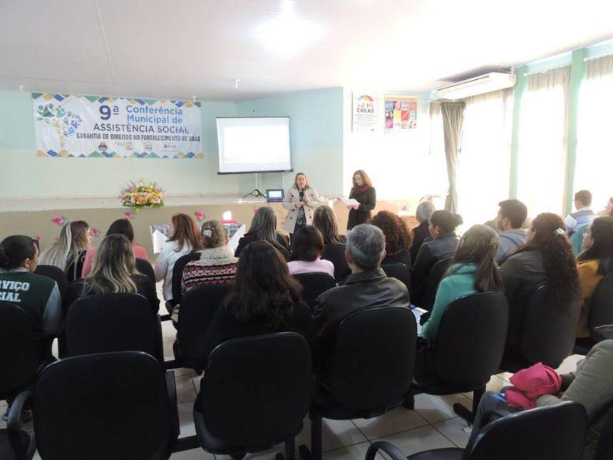 Trabalho realizado pelo Órgão Gestor da Secretaria Municipal de Assistência Social