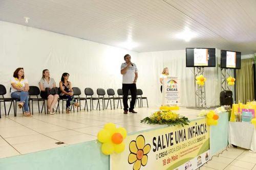 Entregue a premiação aos vencedores Concurso de Desenhos e Poesias referente à Campanha de Combate ao Abuso e à Exploração Sexual de Crianças e Adolescentes