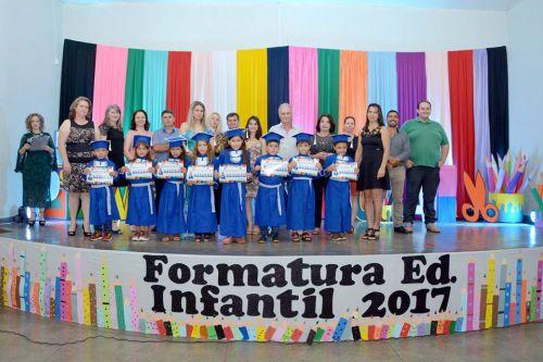 Formatura Ed. Infantil