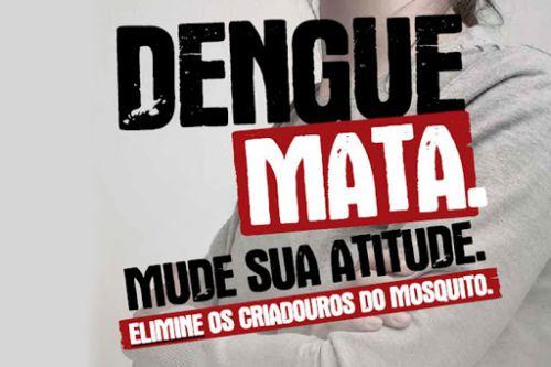 """Dia 14 de Fevereiro Dia """"D"""" do Combate a Dengue no Município de Iretama!!!"""