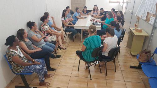 Secretaria Municipal de Assistência Social, realiza reunião com Conselhos Setoriais da Política Pública de Assistência Social.