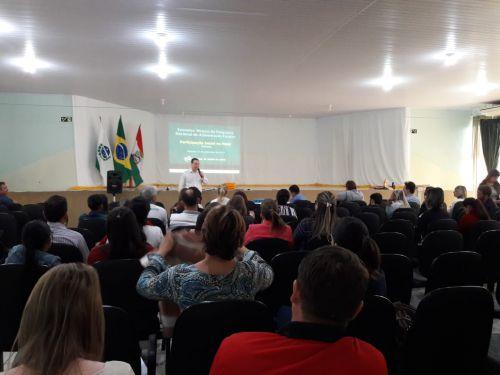 ENCONTRO DE TÉCNICOS DO PROGRAMA NACIONAL DE ALIMENTAÇÃO ESCOLAR
