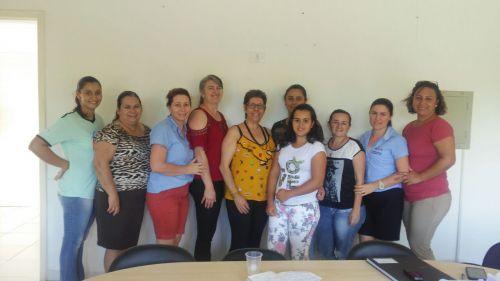 Visita da Consultora da UNESCO e Coordenadora do Programa Criança Feliz