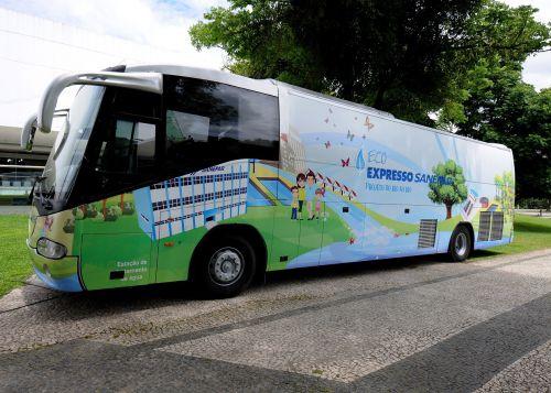 """O """"Eco Expresso"""" chegará nesta quinta feira a Iretama"""