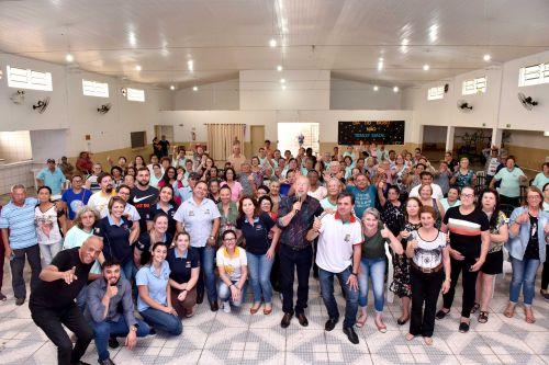Iretama Comemora o Dia Internacional das Pessoas Idosas